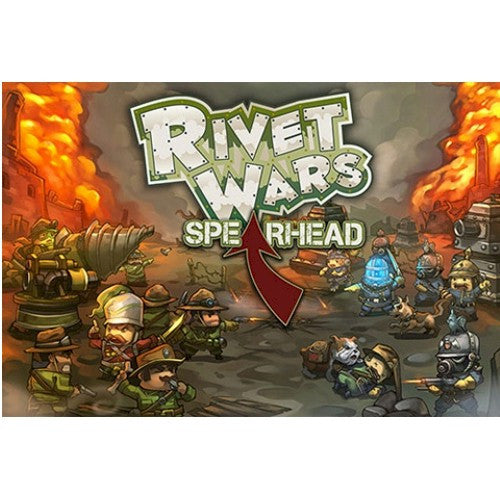RIVET WARS - SPEARHEAD