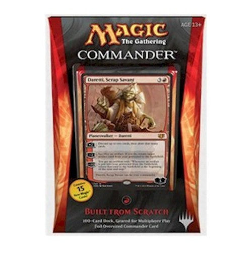 MAGIC COMMANDER - 2014 - BUILT FROM SCRATCH