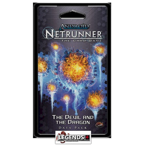 ANDROID NETRUNNER - The Devil and the Dragon Data Pack