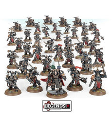 WARHAMMER 40K - APOCALYPSE - Chaos Space Marines Battalion Detachment