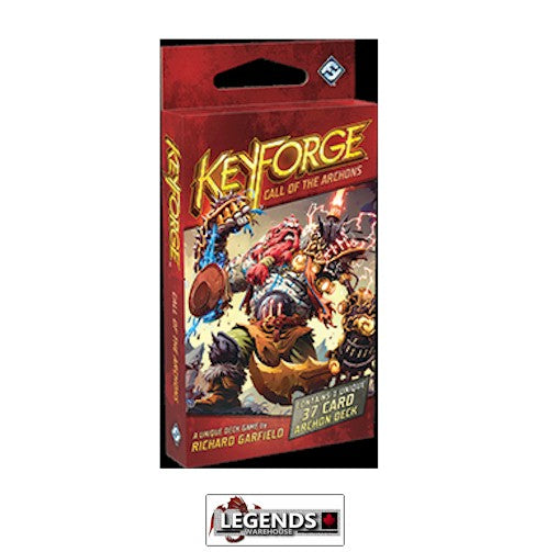 KEYFORGE - Call of the Archons - Call of the Archons – Archon Deck