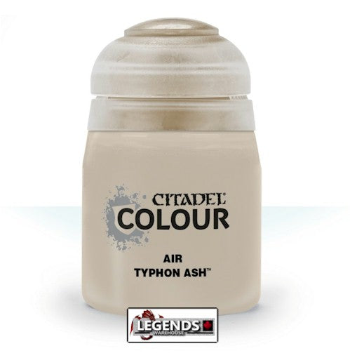 CITADEL - AIR - Typhon Ash - 24ml