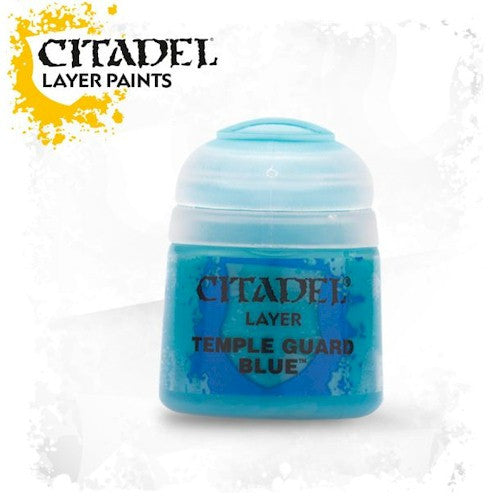 CITADEL - LAYER - Temple Guard Blue