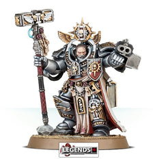 WARHAMMER 40K - GREY KNIGHTS  - Grand Master Voldus