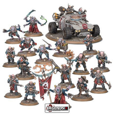 WARHAMMER 40K - START COLLECTING - GENESTEALER CULTS