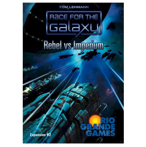 RACE FOR THE GALAXY - REBEL VS IMPERIUM EXPANSION