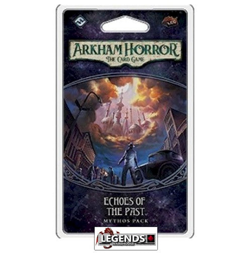 ARKHAM HORROR - The Card Game - Echoes Of The Past