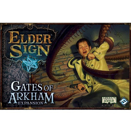ELDER SIGN - GATES OF ARKHAM