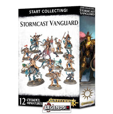WARHAMMER AGE OF SIGMAR - START COLLECTING - STORMCAST VANGUARD