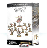 WARHAMMER AGE OF SIGMAR -  START COLLECTING - GREYWATER FASTNESS