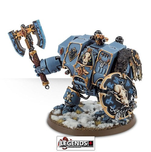 WARHAMMER 40K - SPACE WOLVES  - Venerable Dreadnought