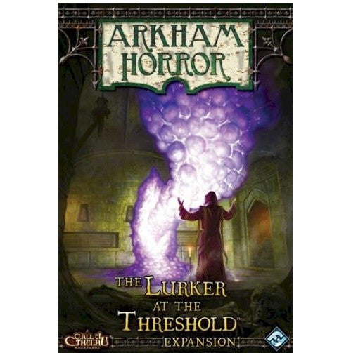 ARKHAM HORROR - THE LURKER AT THE THRESHOLD