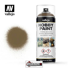 VALLEJO SPRAY PAINT - 400mL  English Uniform 28008