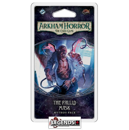 ARKHAM HORROR - The Card Game - The Pallid Mask