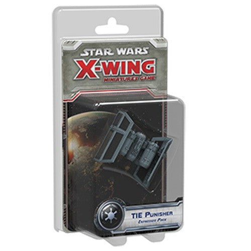 STAR WARS - X-WING - TIE Punisher Expansion Pack