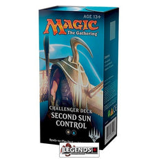 MTG DECKS -  CHALLENGER DECK -  Second Sun Control