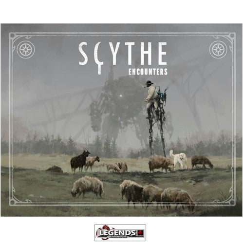 SCYTHE - ENCOUNTERS EXPANSION
