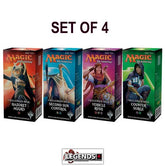 MTG DECKS -  CHALLENGER DECK -  SET OF FOUR