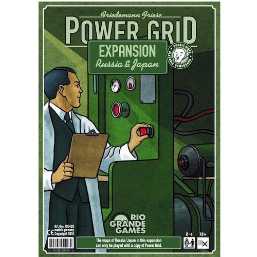 POWER GRID - RUSSIA & JAPAN