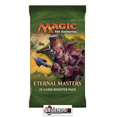 MTG - ETERNAL MASTERS BOOSTER PACK - ENGLISH