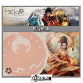 LEGEND OF THE FIVE RINGS - The Card Game - The Soul of Shiba Playmat