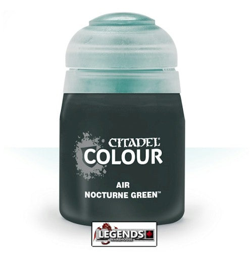 CITADEL - AIR - Nocturne Green - 24ml