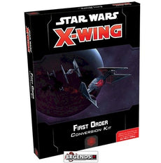 STAR WARS - X-WING - 2ND EDITION  - FIRST ORDER  Conversion Kit