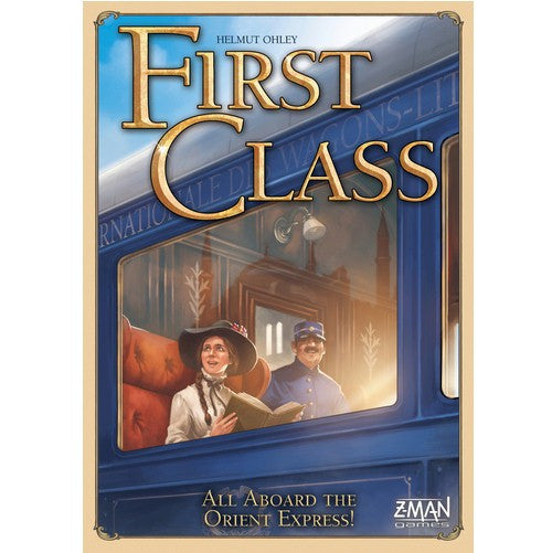 FIRST CLASS - A Journey on the Orient Express