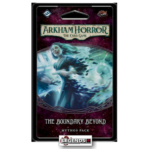 ARKHAM HORROR - The Card Game - The Boundary Beyond