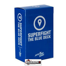 SUPERFIGHT - The Blue Deck