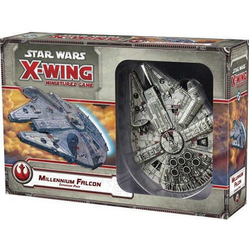 STAR WARS - X-WING - Millenium Falcon Expansion Pack