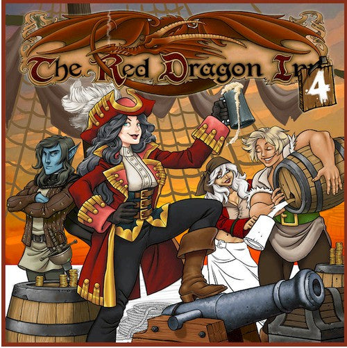 RED DRAGON INN - 4
