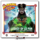 BIG TROUBLE IN LITTLE CHINA - LEGACY OF LO PAN