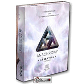 ANACHRONY - ESSENTIAL EDITION  (2020)