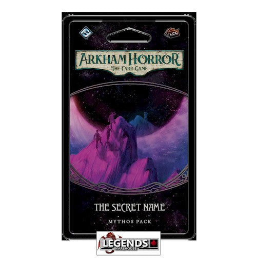 ARKHAM HORROR - The Card Game - THE SECRET NAME