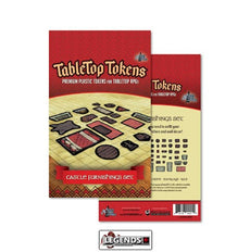 TABLETOP TOKENS - Castle Furniture Set