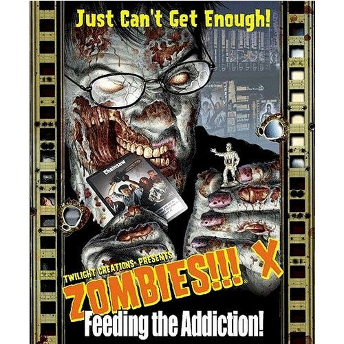 ZOMBIES!!! -X - FEEDING THE ADDICTION