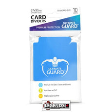 ULTIMATE GUARD - CARD DIVIDER - BLUE