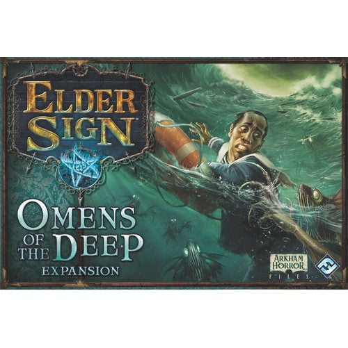 ELDER SIGN - OMENS OF THE DEEP