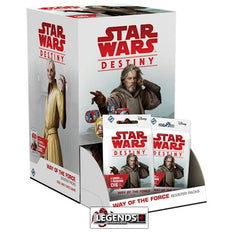 STAR WARS - DESTINY - WAY OF THE FORCE - BOOSTER BOX
