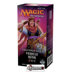 MTG DECKS -  CHALLENGER DECK - Vehicle Rush