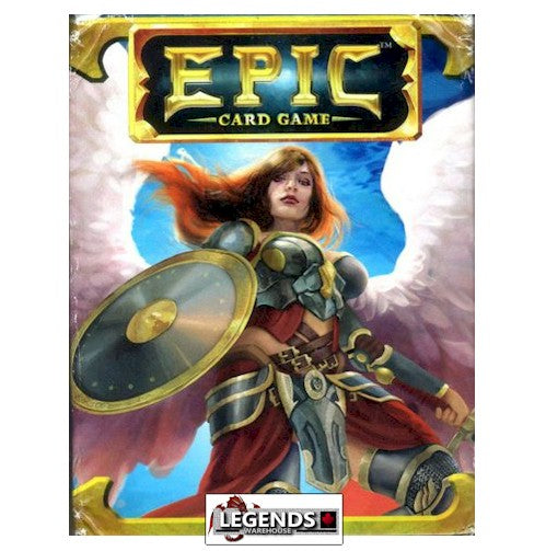 EPIC CARD GAME - BASE SET