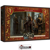 A Song of Ice & Fire: Tabletop Miniatures Game - Lannister Heroes #1 Product #CMNSIF209