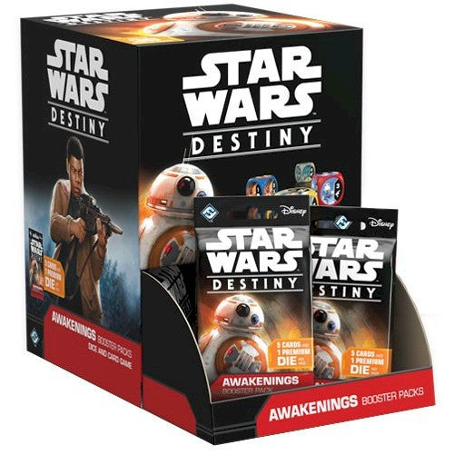 STAR WARS - DESTINY -  Awakenings - Gravity Feed (36)