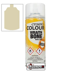 CITADEL - SPRAY - Wraithbone - 400ml *IN-STORE ONLY*