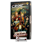 CHRONICLES OF CRIME - Welcome to Redview Expansion