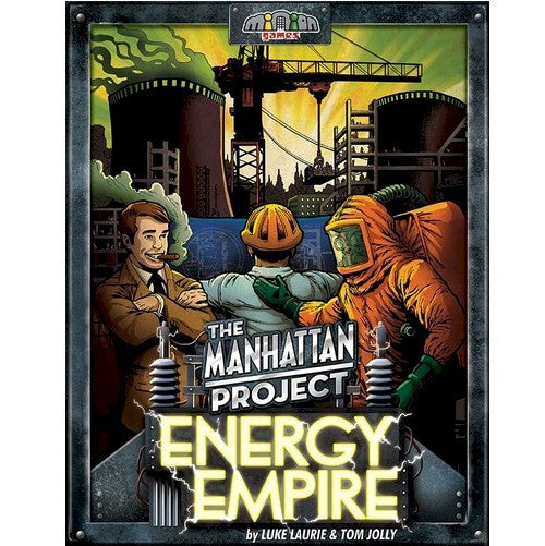 THE MANHATTAN PROJECT - ENERGY EMPIRE