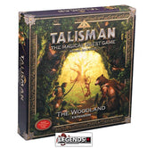 TALISMAN  -  REVISED 4TH ED - THE WOODLAND EXPANSION