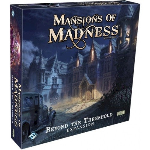 MANSIONS OF MADNESS - 2ND EDITION - Beyond the Threshold