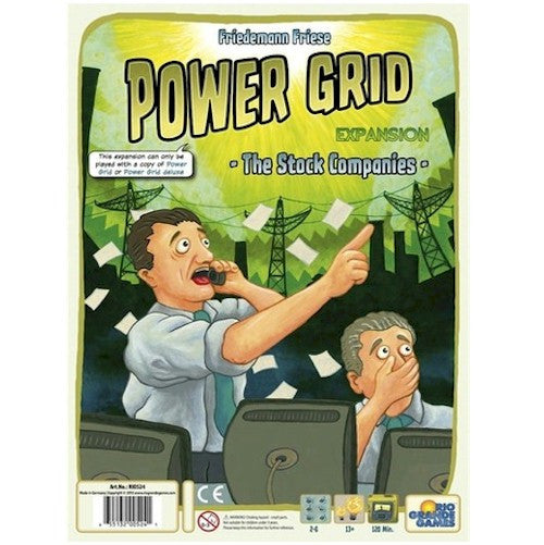 POWER GRID - THE STOCK COMPANIES